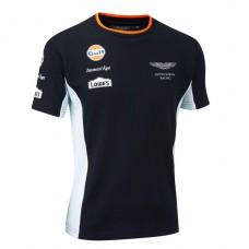 Брендовая детская футболка Aston Martin Racing Team