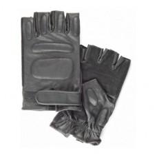 Мужские автомобильные перчатки черного цвета