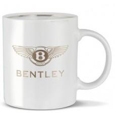 Белая кружка Bentley Tasse Mit