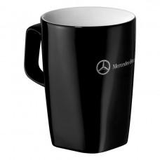 *Чёрная кружка Mercedes-Benz Collection