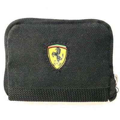 *Детский кошелек Ferrari на молнии
