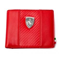 Кошелек PUMA Ferrari, красного цвета