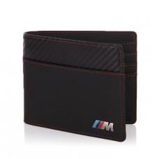 Мужское портмоне для денег, BMW M