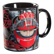 Чёрная Кружка Шлем, Michael Schumacher (Helmet)