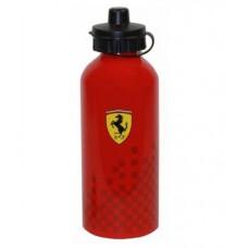*Спортивная бутылка для воды Ferrari, красная