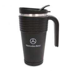 *Термокружка с ручкой Mercedes-Benz из нержавеющей стали