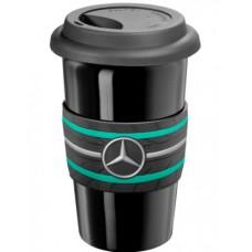 *Термокружка в машину Mercedes-Benz