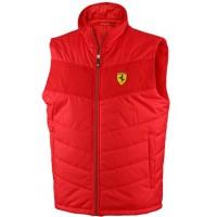 *Красный мужской жилет Ferrari