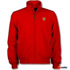 *Мужская демисезонная куртка Ferrari Leisure Scuderia, красная