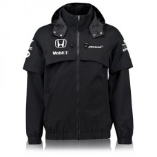Мужская куртка с капюшоном McLaren Honda