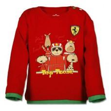 Детская кофта Ferrari