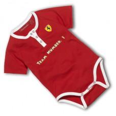*Детское боди Ferrari