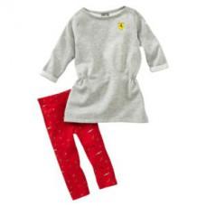 *Стильный костюм Ferrari by PUMA для новорожденной девочки