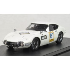 Спортивная модель (1:43) - Toyota — 2000GT Coupe Racing # 61