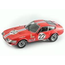 Спортивная модель автомобиля (1:18)  - Ferrari 365 GTB4 Daytona Competizione #22