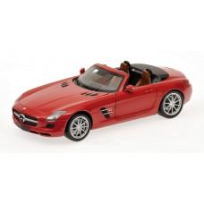Модель автомобиля (1:18) - Mercedes-Benz  SLS Roadster