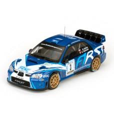 Коллекционная модель автомобиля (1:43) - Subaru Impreza WRC07