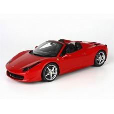 *Масштабная модель автомобиля (1:43) - Ferrari 458 Italia Spider 2011