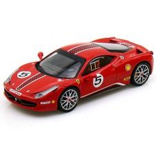 *Масштабная модель автомобиля (1:43) - Ferrari 458 Italia Challenge #5