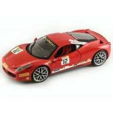 Спортивная модель (1:18) - Ferrari 458 Italia Challenge #12