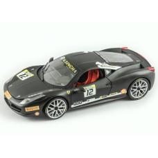 Спортивная модель автомобиля (1:18) - Ferrari 458 Italia Challenge #12 2011