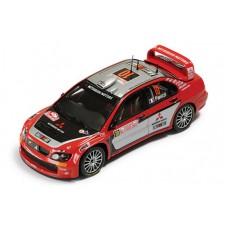Модель автомобиля масштаб  (1:43) - Mitsubishi Lancer WRC#10
