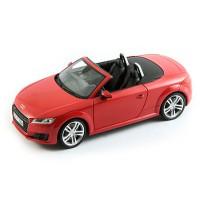 Масштабная коллекционная модель (1:18) - Audi TT Roadster Tango