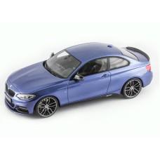 Коллекционная модель (1:18) - BMW M235i M