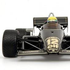 *Масштабная модель Болида (1:12)  Lotus Renault  97T Ayrton Senna 1st win 1985 Portugal
