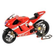 *Масштабная модель Мотоцикла Ducati Desmosedici Moto GP 08 (1:12)