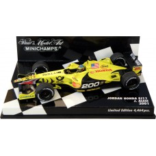 *Jordan Honda Jean Alesi 2001 1:43