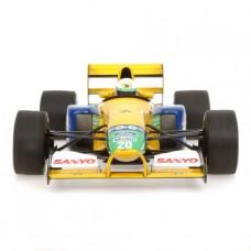 *Масштабная модель Болида (1:18) Benetton Ford B191B 1992 M. Schumacher