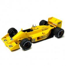*Масштабная модель болида Ayrton Senna - Lotus Japanese GP 1987 (1:43)