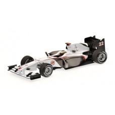 *Sauber F1 2010 Pedro De La Rosa 1:43