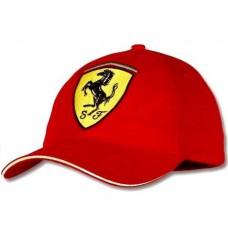 *Бейсболка Ferrari