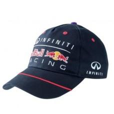 *Бейсболка Infinity Red Bull Racing (синяя)