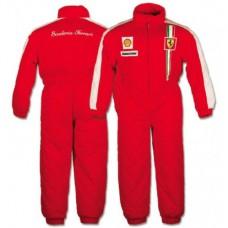 *Детский гоночный комбинезон Racesuite Driver от Ferrari