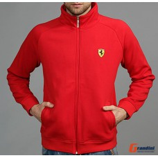 Утепленная мужская толстовка Ferrari Bonded