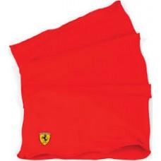 Шарф-труба Ferrari (Бамбаса), красная