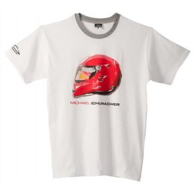 *Мужская футболка Michael Schumacher