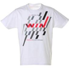 Мужская футболка McLaren Mercedes WIN - Победитель