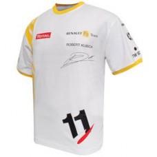 Мужская футболка Renault Robert Kubica
