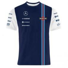 Мужская футболка Williams Team Replika