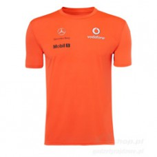 Яркая спортивная мужская футболка VICTORY (Победитель) от McLaren Mercedes