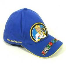 Синяя детская бейсболка Valentino Rossi