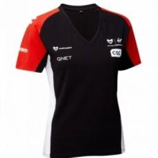 Женская командная футболка Marussia Virgin Racing