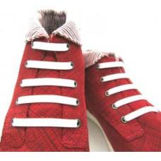 *Ленивые силиконовые шнурки для обуви