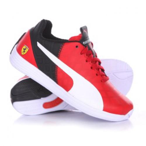 Купить модные кроссовки Ferrari в интернет-магазине Grandini 5738ee63354