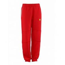 Детские спортивные штаны Ferrari, красные