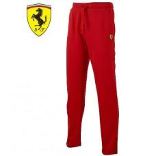 Мужские спортивные штаны Ferrari, красные